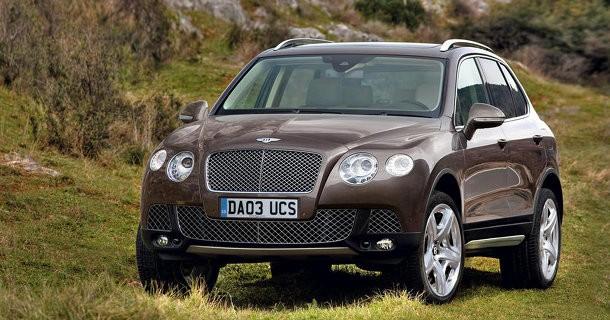 Bentley bekræfter de vil producere en SUV – Cross Continental?