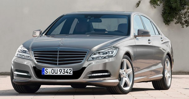 Mercedes planlægger flere S-klasse modeller