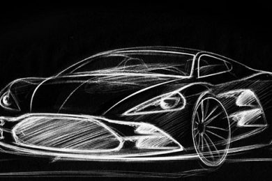 HBH Aston Martin V12 Vantage