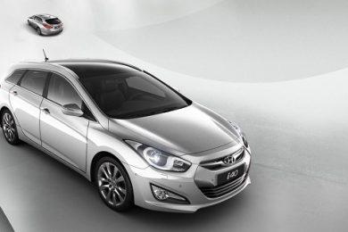 Hyundai i40 stationcar pris