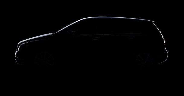 Teasers af Mercedes-Benz B-klasse samt detaljer