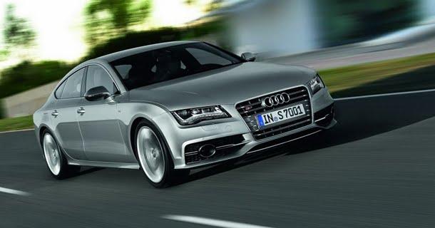 Audi S6, S7 og S8 er offentliggjort før Frankfurt debut