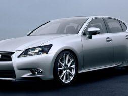 Ny Lexus GS