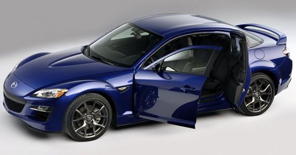 Mazda stopper produktionen af RX-8