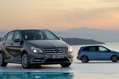 Mercedes B-klasse pris i Danmark