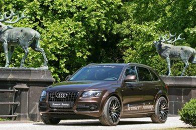 Audi Q5 Senner Tuning