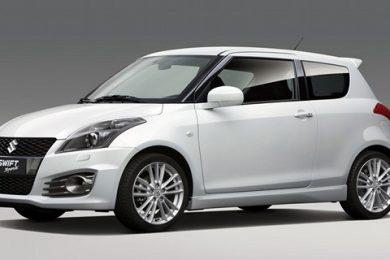 Nu er Suzuki Swift Sport i handlen