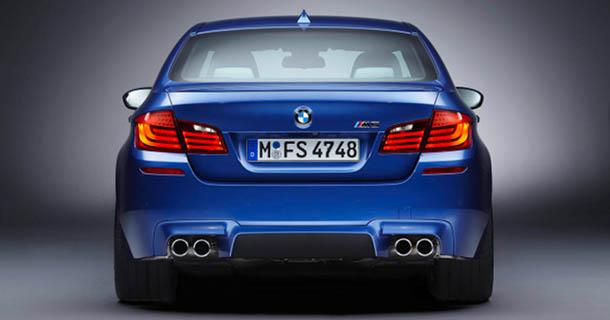 BMW M5 med dieselmotor og firehjulstræk???