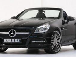Brabus Mercedes SLK 2012
