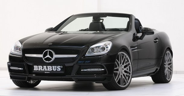 Ny Brabus Mercedes SLK