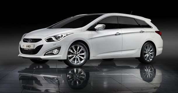 Danmarkspremiere på Hyundai i40 og Hyundai Veloster