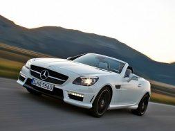 Mercedes SLK55 AMG 2012