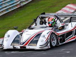 Toyota sætter El-rekord på Nürburgring