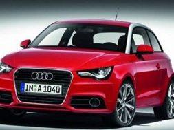 Audi A1 billede