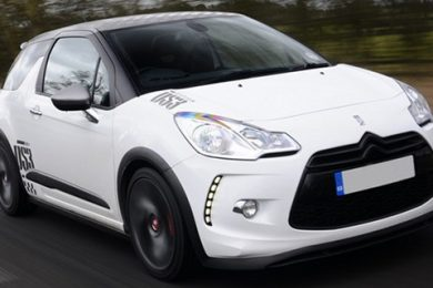 Citroën ds3 superchips