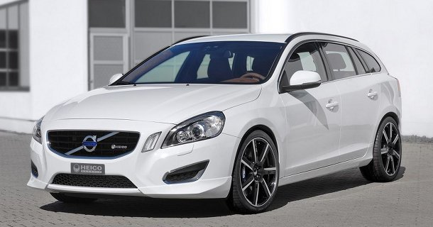 Heico Sportiv præsenterer nyt design til Volvo V60