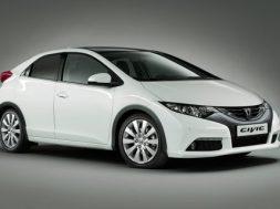 Honda Civic vil også få en 1.6 liters dieselmotor