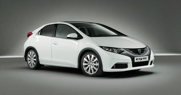 Den nye Honda Civic koster fra 214.900 kr.