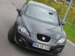 SEAT Leon 1.4 TSI test
