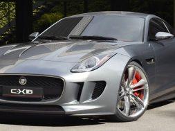 Jaguar C-X16 koncept til Frankfurt Motor Show