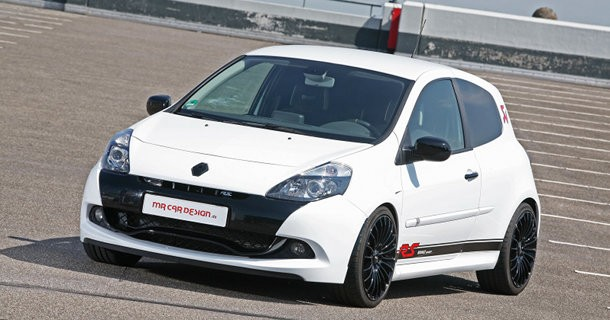 MR Car Design spicer Renault Clio RS op