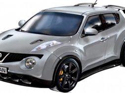 Læs mere om Nissan Juke-R her