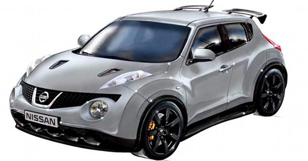 Nissan arbejder på Juke-R med 520 hk – Video