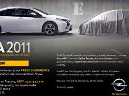 Opel inviterer til ny elbil
