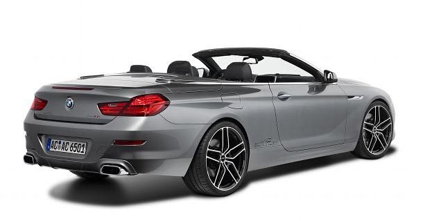 AC Schnitzer giver BMW 650i Cabriolet 540 hk!