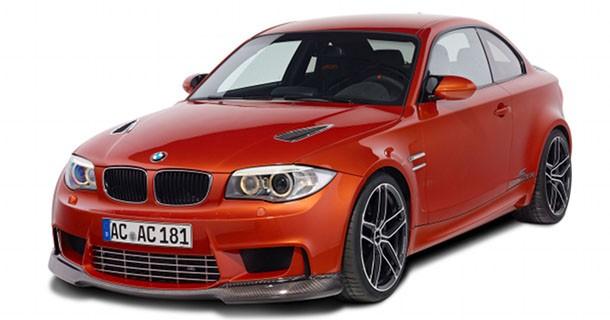 BMW M1 med 340 hk – Jep, det er AC Schnitzers værk