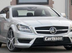 Mercedes Carlsson CLS 63 AMG