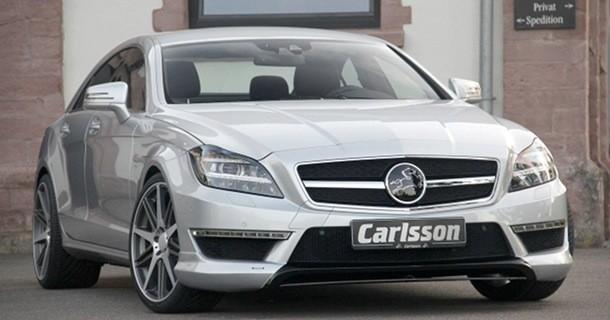 Carlsson tuner Mercedes CLS 63 AMG