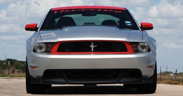 Ford Mustang Boss 302 får en Hennessey opgradering – Video