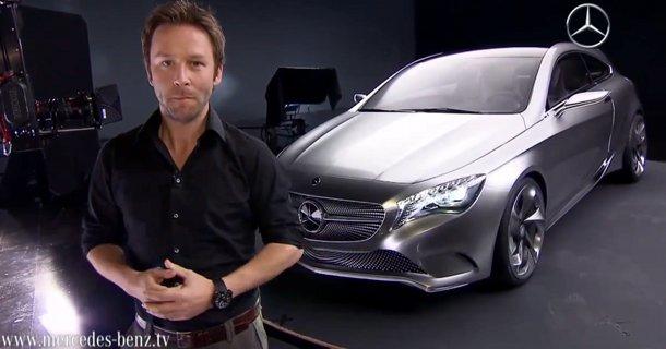 Mercedes giver en forklaring på den nye A-klasse  – Video