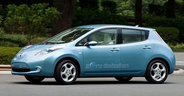 Nissan Leaf pris i Danmark offentliggjort