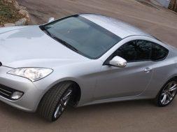 Hyundai Genesis Coupé 3.8 V6 test