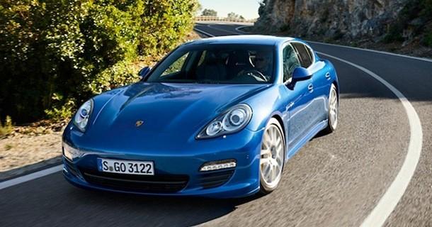 Porsche Panamera S Hybrid – Debut ved Geneve Motor Show
