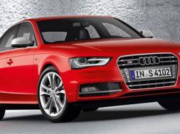 Den nye Audi S4