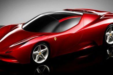 Ferrari F Cero koncept fra 2005