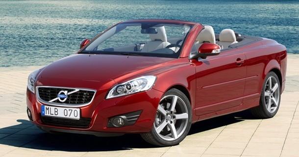 Volvo lukker for produktionen af C70 i 2013