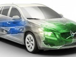 Volvo går op i CO2 udledning!