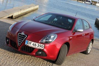 Alfa Romeo Giulietta kan købes fra under 250.000 kroner!