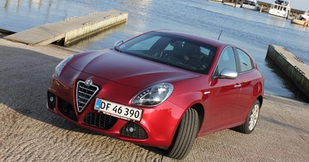 Nu bliver Alfa Romeo Giulietta billigere