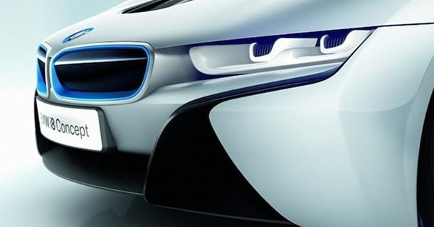 BMW gør klare til at lancere deres nye laser forlygter