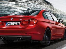 Kommer der elektrisk turbolader i BMW M3?