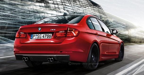 Kommer den nye BMW M3 til at se sådan ud?
