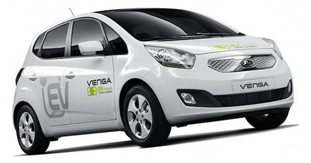 KIA er klar med en elbil inden 2012!