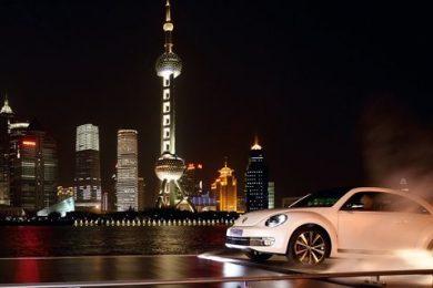 Volkswagen Beetle har Danmarkspremiere
