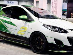 Mazda Turbo2 med 263 hk