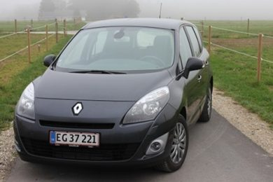 Renault Grand Scenic 1.6 dCi Expression test